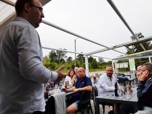 Patrik berättar om våra olika öl